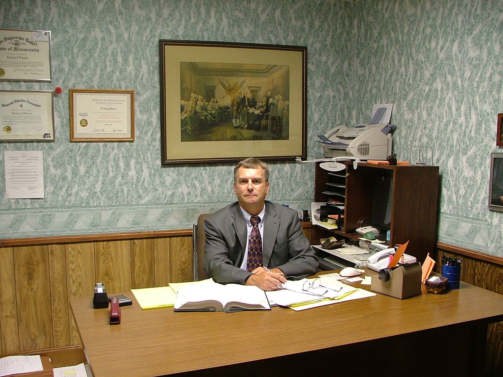 Time J Peterson Attorney of Law